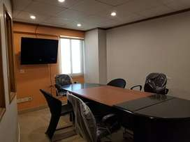 Shared office space with team rooms and private office available