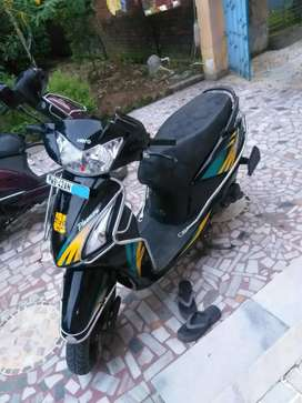 New scooty