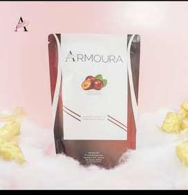 Armoura Slim & Beauty Fresh Pouch isi 10 sachet