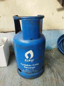 Tabung gas elpiji pertamina 12kg kosongan