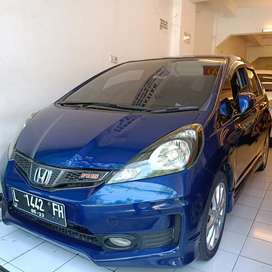 Honda Jazz RS 2013 Matic Istimewa