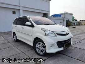 Toyota Avanza Veloz 1.5 AT 2014 Km 92Rb Pajak Panjang Plat Genap