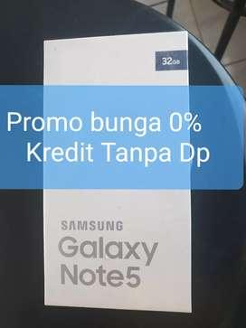 Promo samsung Note 5 kredit bunga 0%/kredit tanpa Dp