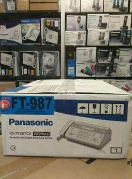 Mesin Fax Panasonic KXFT 987CX