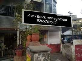 prime location-gulbai tekra especially for food stall..