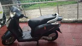 Good condition aviator new tyre and new battery