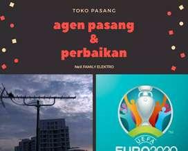 Agen pasang antena tv Jakarta barat