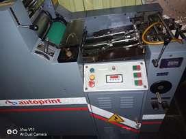 Autoprint 10x15 Offset printing machine