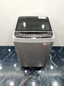LG smart inverter 8 kg top load fully automatic with free delivery