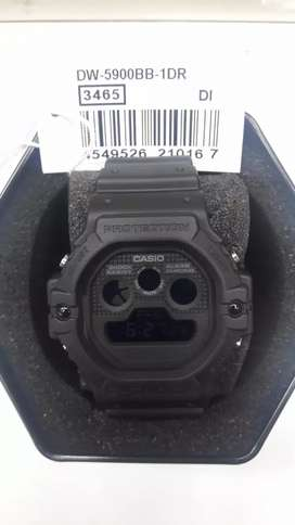 G shock DW-5900BB-1DR