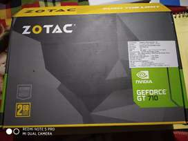 Graphic Card Nvidia GT 710 2GB