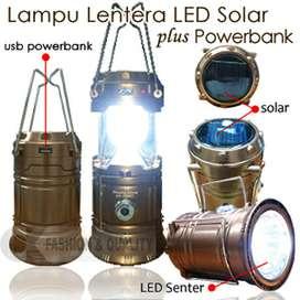 LAMPU EMERGANCY/LAMPU CAMPING + SENTER