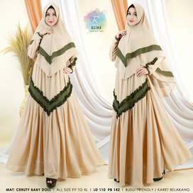 Gamis Cantik   Makhluf R_A Coll