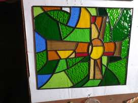 Permata Art Glass and Alumunium