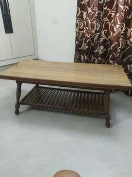 Center tabel