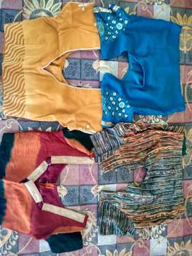 10 blouse's  only
