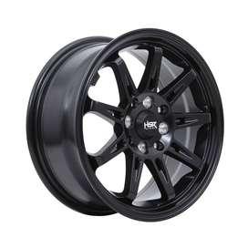 Racing HSR-Tikala-9004-Ring-15x65-H8x100-1143-ET40-Semi-Matte-Black1