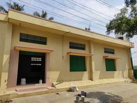 Warehouse for rent in Somanur