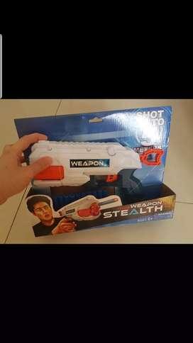 NEW!!Mainan Weapon Karet