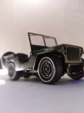 New ray jeep willys