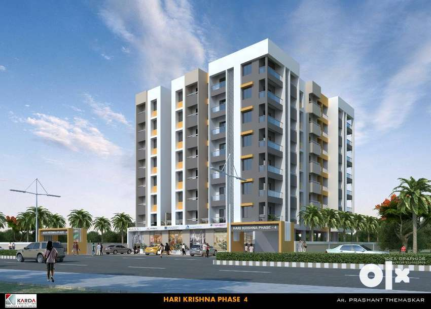 1.5 bhk flat @ Artilery Center, Nasik Road 0