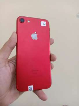 Iphone 7 128gb red second inter