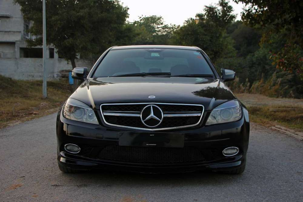 c200 amg plus sports package