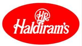 Hiring Start for newly Opened Warehouse of Haldiram. Fresher Welcome