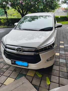 Toyota Innova Reborn Tipe V 2019 AT Matic Low KM Inova Kijang