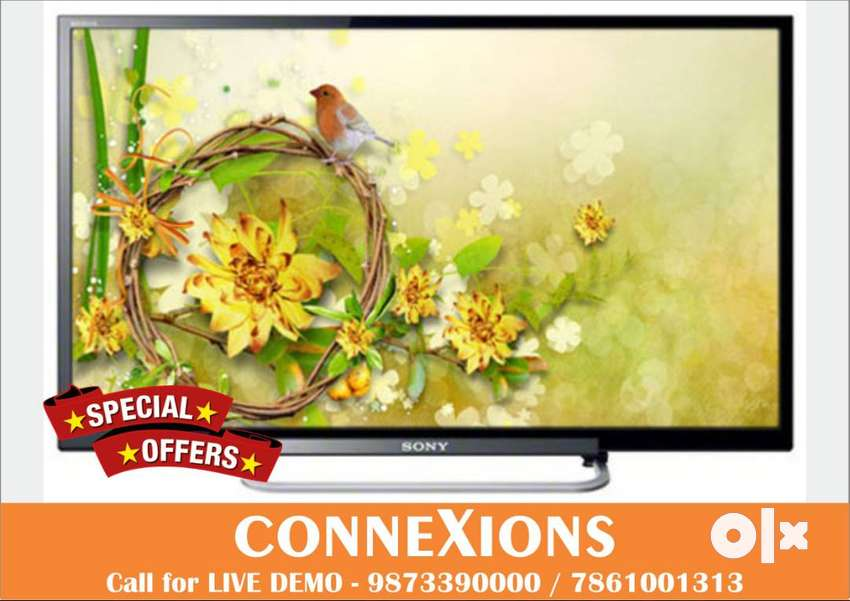 SONY LED TV 43 inch HD 0