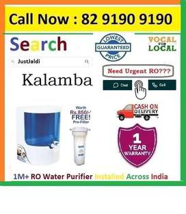 Kalamba Dolphin RO Water Filter Water Purifier  Cash On Delivery. Free