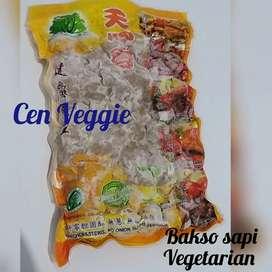 Bakso sapi Vegetarian