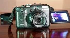 Canon PowerShoot G12 mulus terawat