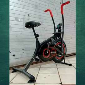 Sepeda fitnes platinum bisa cod