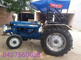 Both tractors are ForD 3600