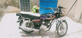 Urgently Honda cg 125 2017 for sale