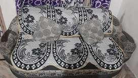 Sofa black/white colour available