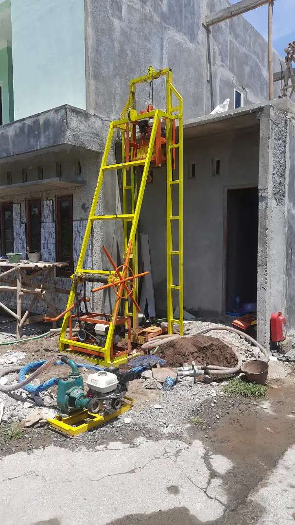 Ahli sumur bor suntik sedot wc saluran mampet buntu servis pompa air