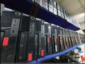 PC Lenovo SLIM ADAPTOR Ci5 ram 4gb hdd 500gb WIFI DVD 2nd SECOND