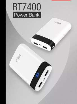 LM10_Power Bank Robot 6600Mah
