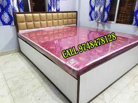 NEW DOUBLE BOX BED KING SIZE 7x6
