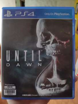 Until Dawn PS4 (NEGO)
