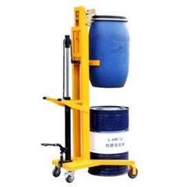 Drum lifter, drum loader trolley Pakistan, drum loading off loading