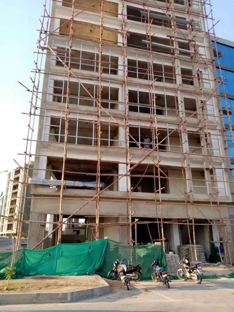 Midway Commercial office space are available for sale in Bahria Town 0
