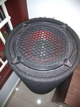 5.1 music system amp & sub