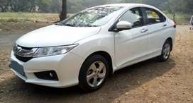 Honda City top model with Sunroof