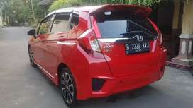 All new jazz rs metic km 40rb original