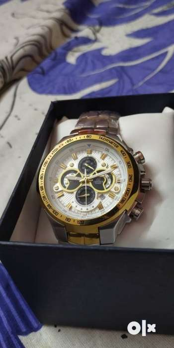 Casio edifice watch from Dubai imported contact no73585/43337 0