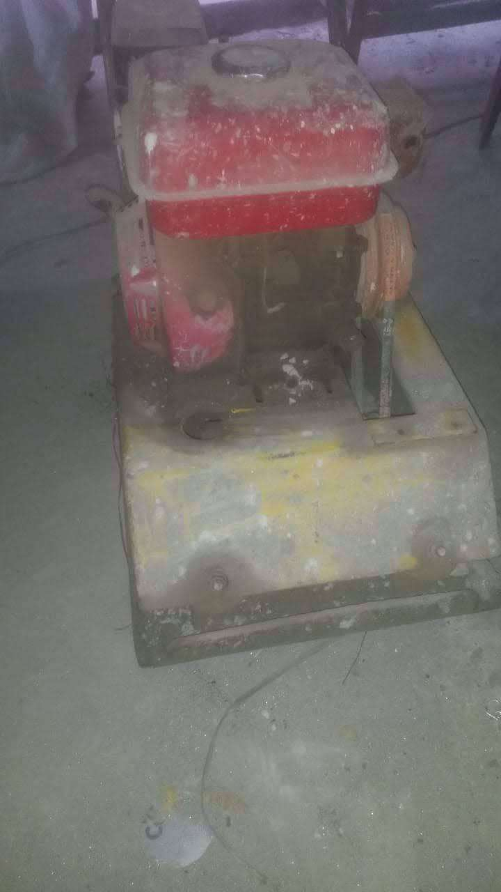 plate compactor used for sale 3K 0