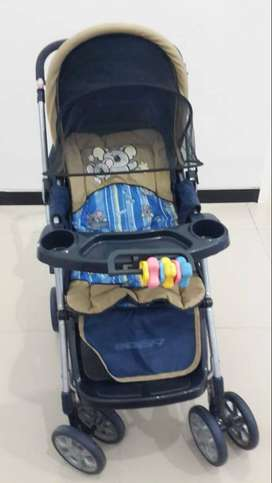 Stoller bayi babydoes bekas